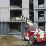 TELESKOPİK FORKLİFT iş makinesi kiralama