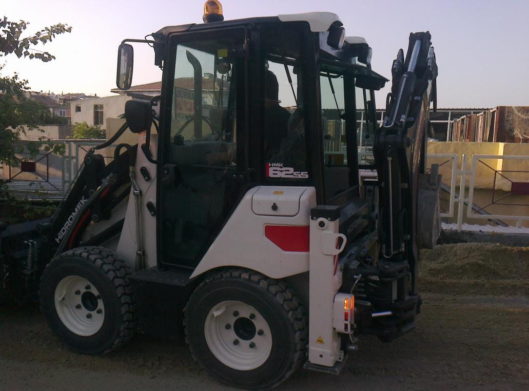 Mini Loader iş makinesi kiralama